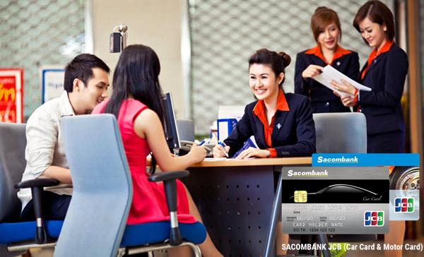 Cách mở thẻ tín dụng Sacombank Online, chỉ 5 PHÚT đăng ký, miễn lãi 55 ngày