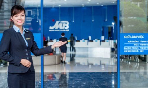 Lãi suất thẻ tín dụng MB Bank LINH HOẠT theo từng loại thẻ
