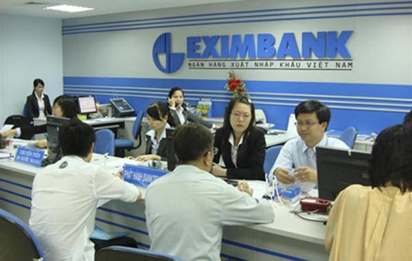 Biểu phí thẻ tín dụng Eximbank