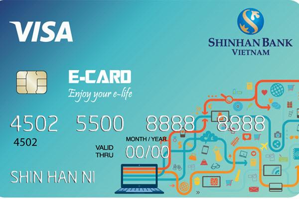 Biểu phí thẻ tín dụng Shinhan Bank, RÕ RÀNG, chi tiết nhất