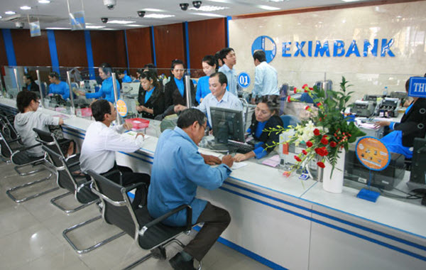 Các loại thẻ tí dụng quốc tế Eximbank