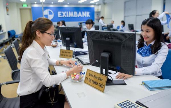 Hạn mức cao nhất của thẻ tín dụng Eximbank