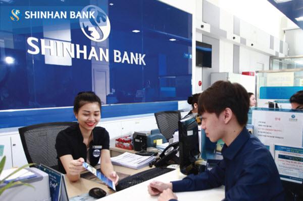 Mở thẻ tín dụng Shinhan Bank