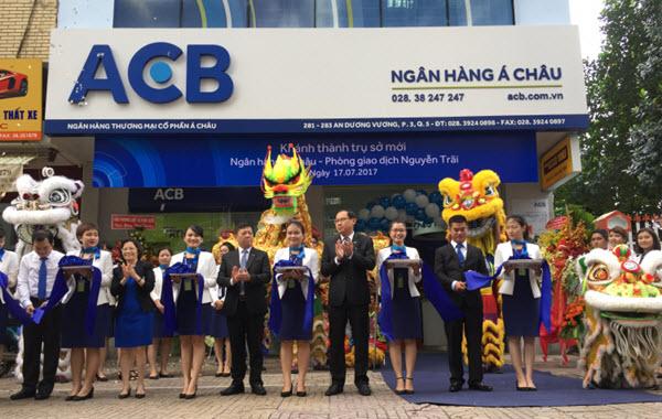 Phí rút tiền thẻ tín dụng ACB thông tin chi tiết các thẻ nội địa và quốc tế
