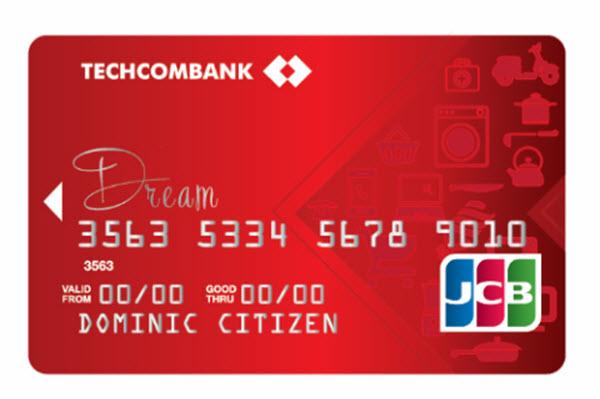 Thẻ tín dụng Dream-card Techcombank, LỢI ÍCH và ưu đãi