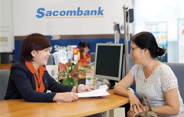 Thẻ tín dụng Sacombank có chuyển khoản được không, thông tin phí chuyển khoản