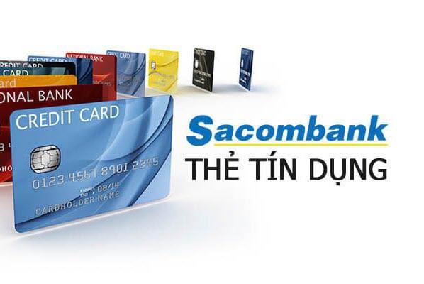 Ưu đãi thẻ tín dụng sacombank, THU HÚT, hấp dẫn khách hàng
