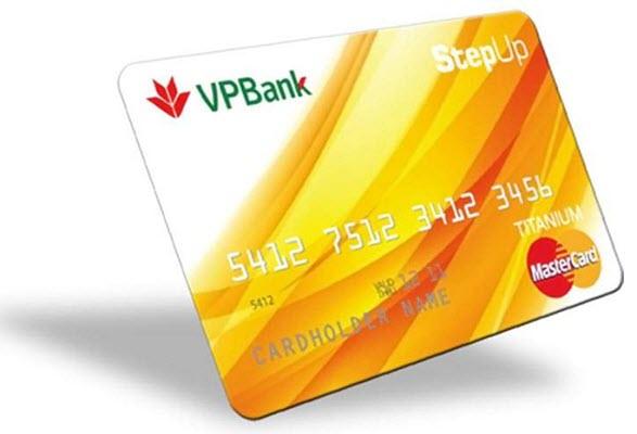 Vay tiền bằng thẻ tín dụng VPBank