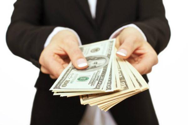 Vay tiền theo hợp đồng lao động