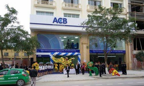 Vay tiền theo thẻ tín dụng ACB lãi suất linh hoạt, ưu đãi lớn