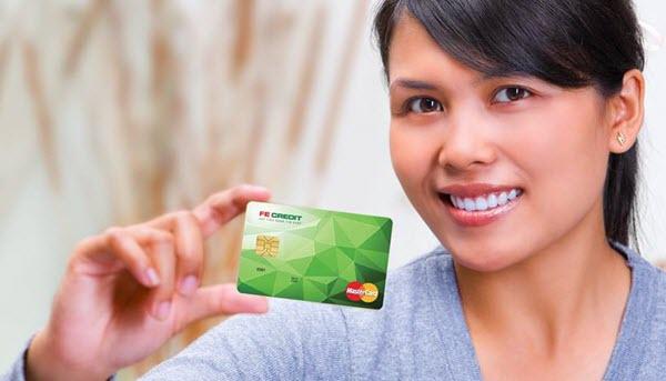 Biểu phí thẻ tín dụng FE Credit - HỢP LÝ cho mỗi loại thẻ
