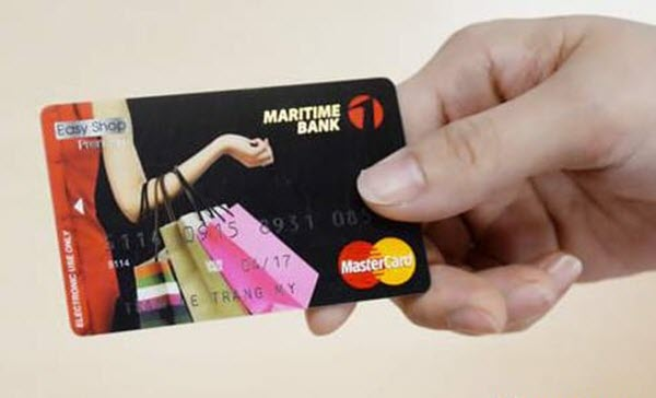 Biểu phí thẻ tín dụng Maritime Bank – thông tin chi tiết nhất
