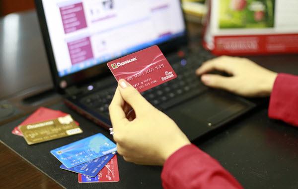 Các loại thẻ tín dụng của Agribank