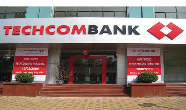 Hạn mức các loại thẻ tín dụng Techcombank