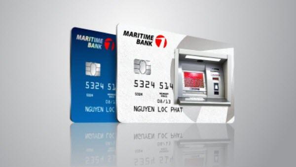 Tổng hợp các mức lãi suất thẻ tín dụng Maritime Bank
