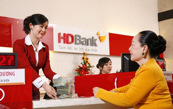 Biểu phí Rút tiền thẻ tín dụng HDBank