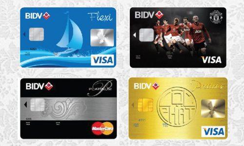 Thanh toán thẻ tín dụng BIDV – hình thức đa dạng