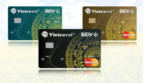 Thẻ tín dụng BIDV Vietravel MasterCard Standard, ƯU ĐÃI về du lịch