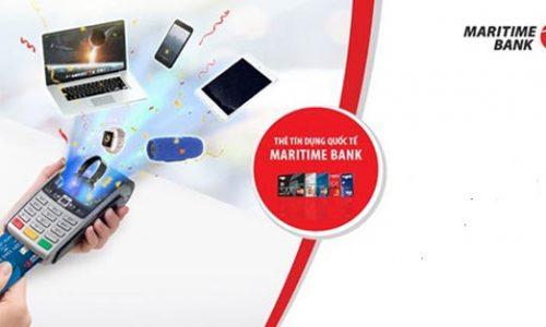 Thẻ tín dụng Maritime Bank có tốt không? Ưu điểm gì nổi bật