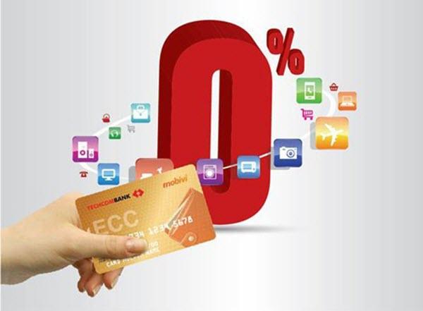 Ưu đãi thẻ tín dụng Techcombank