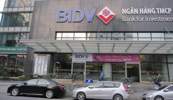 Vay tiền qua thẻ tín dụng BIDV, TIỆN LỢI và NHANH CHÓNG