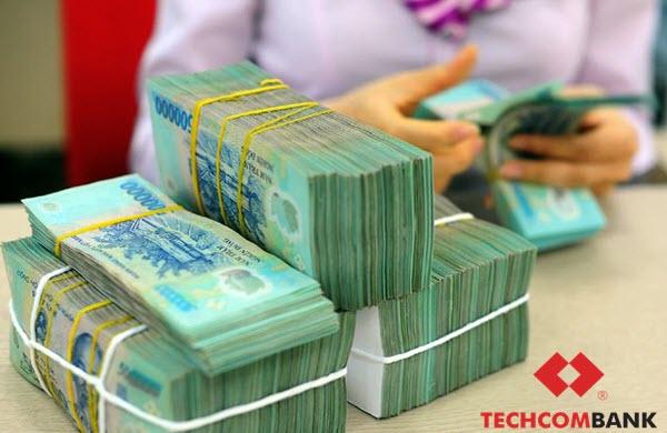 Vay tiền Techcombank; tối đa 300 triệu, linh hoạt từ 6-36 tháng