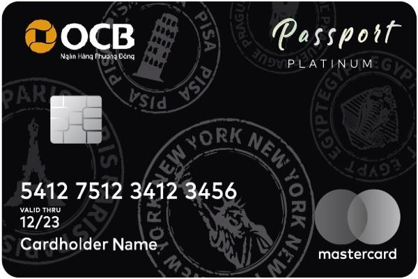 Mở thẻ OCB Passport Platinum để tận hưởng 0% phí chuyển đổi và xử lý giao dịch ngoại tệ