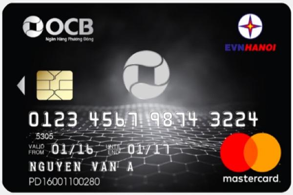 Thẻ tín dụng liên kết OCB & ENV; trả góp lãi suất 0%, lãi suất tốt nhất thị trường: chỉ từ 17%/năm