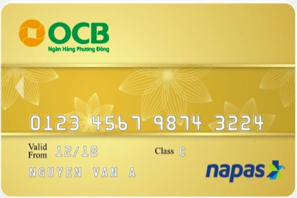 Mở thẻ tín dụng nội địa OCB Cash Card để trải nghiệm hạn mức tín dụng tối đa 80%