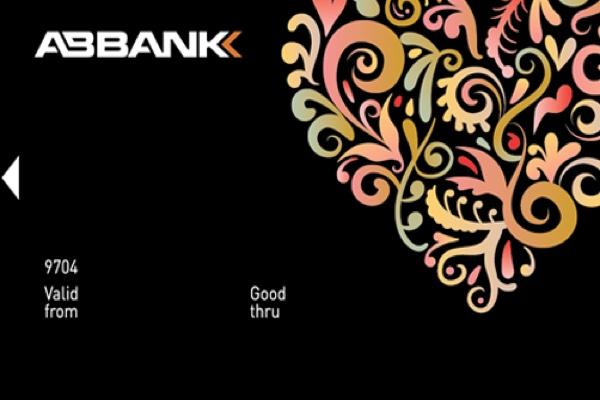 Mở thẻ đồng thương hiệu ABBANK EFORA; lãi suất hấp dẫn, hạn mức 30 triệu