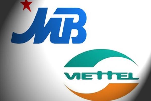 Mở thẻ BankPlus MB Bank; hạn mức 50 triệu, dễ dàng thanh toán dịch vụ Viettel
