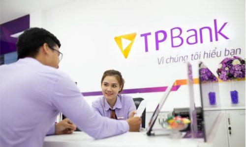 Đăng ký thẻ tín dụng quốc tế TPBank Visa Vàng; hạn mức 300 triệu, ưu đãi 50%