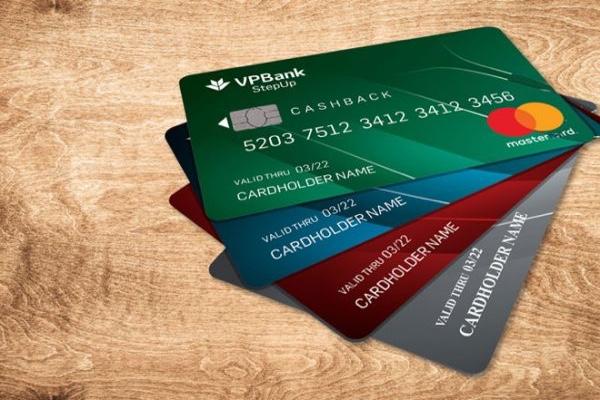 Lựa chọn thẻ tín dụng VPBank StepUP; hoàn tiền 6%, hạn mức 500 triệu